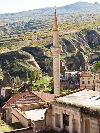 Ancient city Erzurum,Turkey