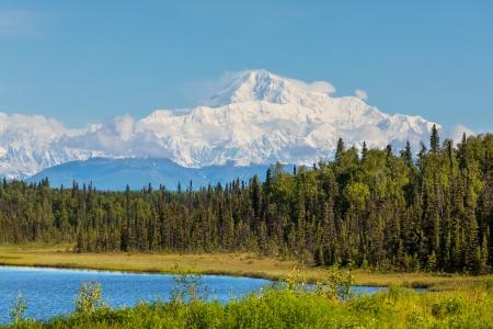 McKinley peak