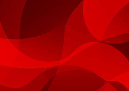 Dark Red Color Wave Texture Abstract Background Vector
