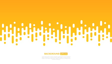 Illustration for Flat geometric abstract background - Royalty Free Image