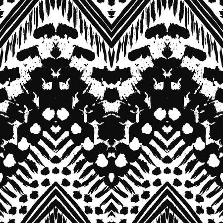 Ethnic Ink Pattern