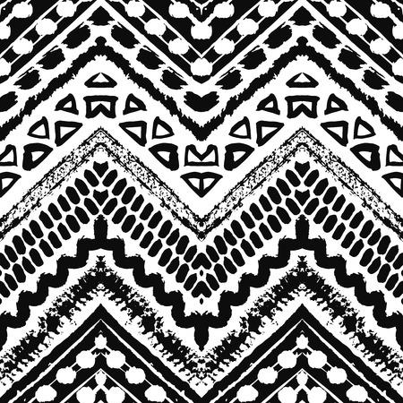 Vintage Zigzag Pattern