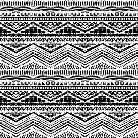 Sketchy Geometric Pattern
