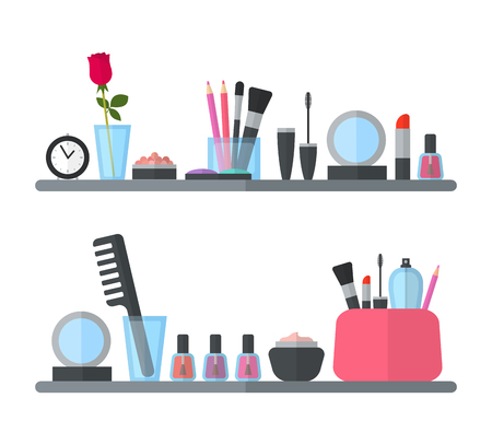 Make up cosmetic accessories