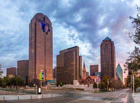 Dallas downtown - Arts district, Texas