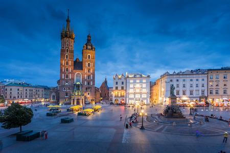 Foto de Krakow in Poland - Imagen libre de derechos