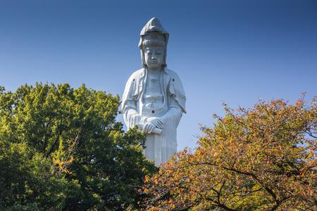 Kannon temple in Japan