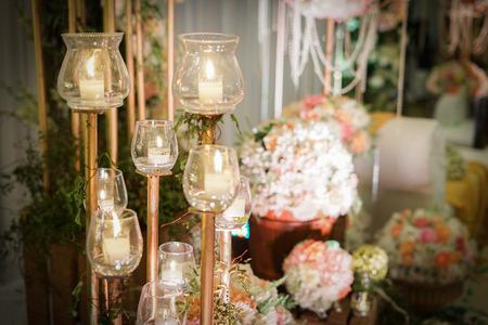 Foto de Wedding decoration - Imagen libre de derechos