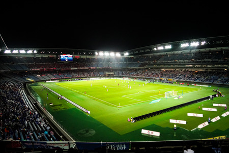 Image of soccer match