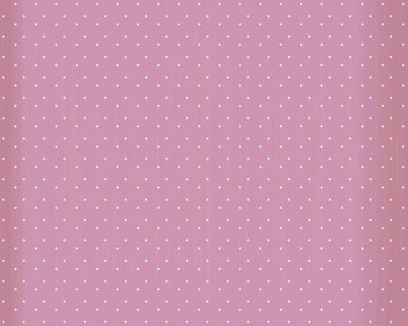 Illustration pour Pink vector background with white round dots, scuffles and edges in the shade. - image libre de droit