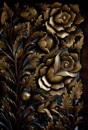 Ornate wood carving patterns look like on the desktop