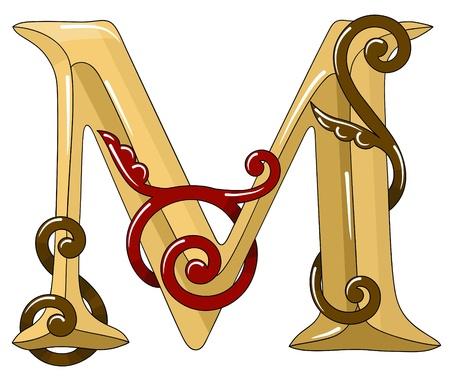 original vector hand drawn alphabet