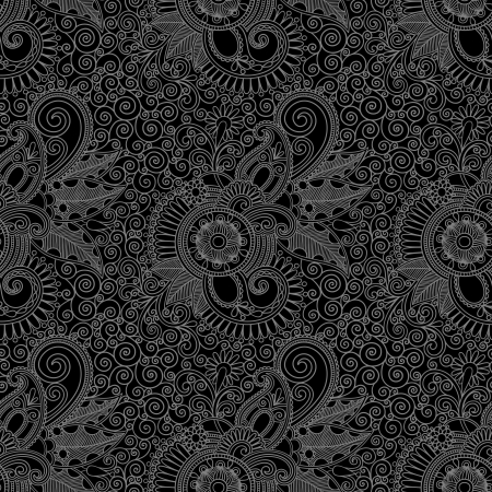 Illustration for Seamless wallpaper - Royalty Free Image