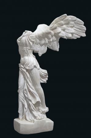 Greek classical statue of Samothrace