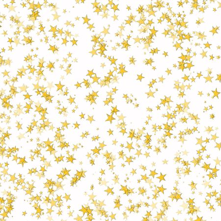 Photo for Gold background from bright stars - Royalty Free Image