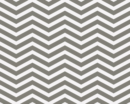 Gray and White Zigzag Textured Fabric Background that is seamless and repeats
