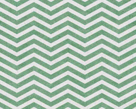 Light Green and White Zigzag Textured Fabric Background that is seamless and repeats