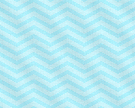 Teal Chevron Zigzag Textured Fabric Pattern Background that is seamless and repeats