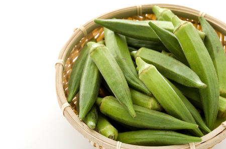 Photo for Okra - Royalty Free Image