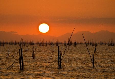 Sunset @ Koh yor