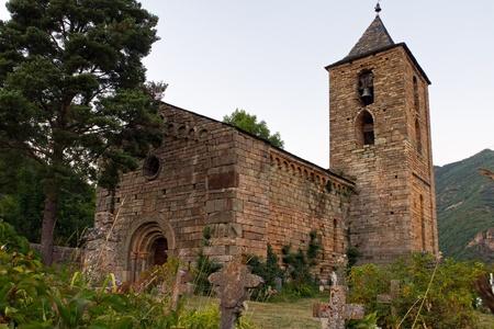 La Asunciᅵn de Coll , Vall  Boi, Spain