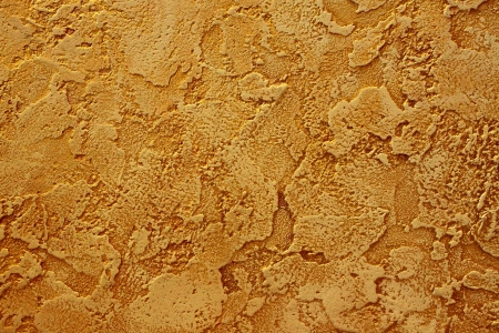 Structure of decorative plaster close up skan image