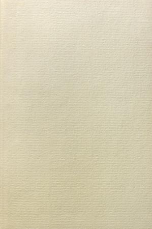 Cotton Rag paper, natural texture background, vertical copyspace in beige sepia