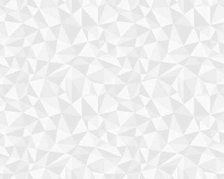 Illustration for Seamless polygonal pattern background, creative design templates - Royalty Free Image