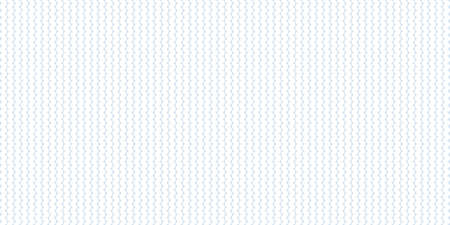 Illustration pour Geometric abstract seamless repeat vector pattern background, zigzag blue and white wallpaper - image libre de droit