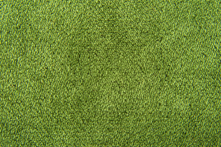 fabric texture green carpeting for background