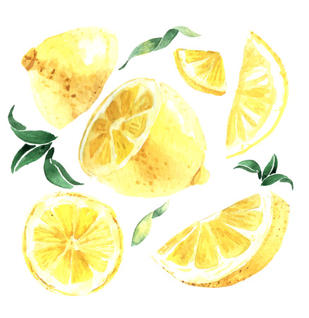 Lemon Vector Images Free