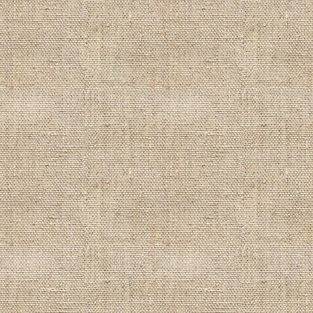 Photo pour Seamless sandy brown canvas paper background. Endless fabric pattern. The high resolution blank texture. - image libre de droit