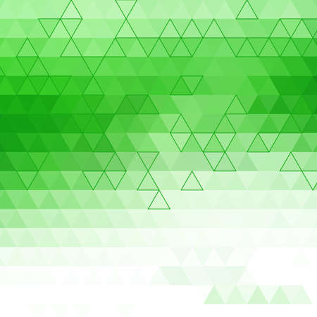 Illustration for Background of geometric triangle shapes. Colorful mosaic pattern. Retro triangle corner background - Royalty Free Image