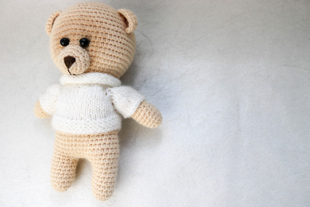Teddy Bear Crochet Patterns With Clothes | The WHOot | 300x450