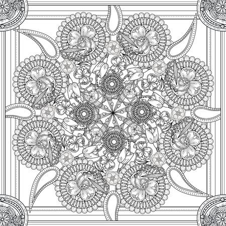 Mysterious Mandala