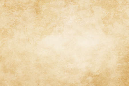 Photo pour Stained old yellowed paper texture or background. - image libre de droit