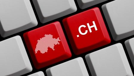 ch - Swiss domain