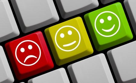 Online Feedback evaluation