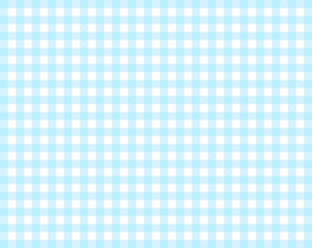 Tablecloths pattern light blue and white