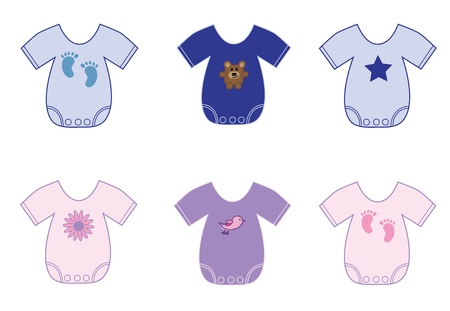 Photo for Baby Clothes - Royalty Free Image