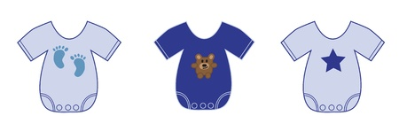 Photo for Baby Boy Clothes - Royalty Free Image