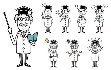 Dr.: Set, Variation