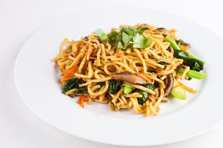 Vegetable Fried Noodle2