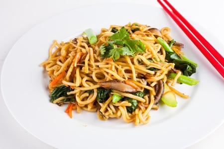 Vegetable Fried Noodle1
