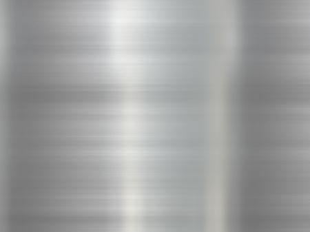 Stainless Steel Abstract Background Texture With Smoothening