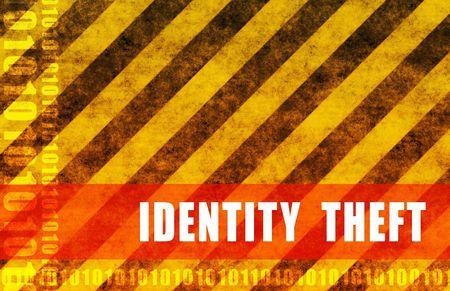 ID Theft Danger of Stolen Identity Background