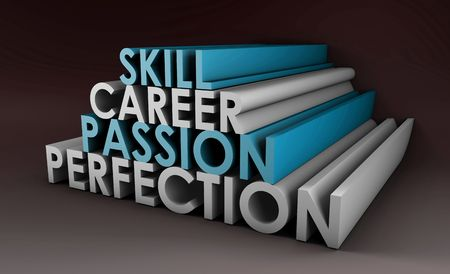 Business Skills For Passion and Career in 3d