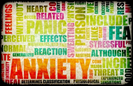 Anxiety and Stress and its Destructive Qualities