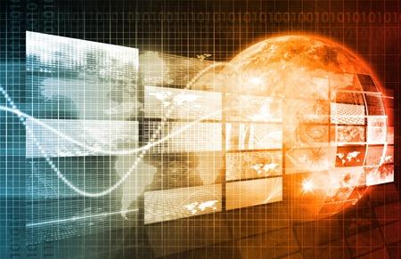 Photo pour Business Analysis Concept as a Project Abstract - image libre de droit
