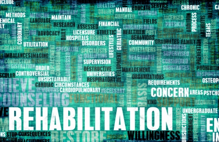 Rehabilitation or Rehab of a Condition as Concept